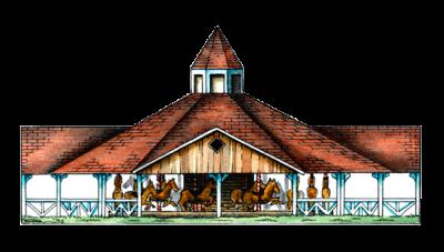Alameda Park Carousel
