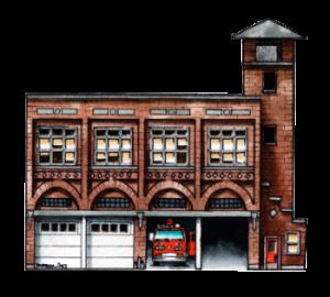 Butler City Firehouse