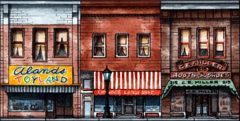 Main Street I (Aland's, Cummings, Miller's)
