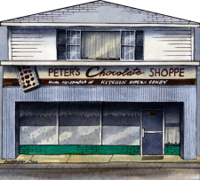 Peter's Chocolate Shoppe