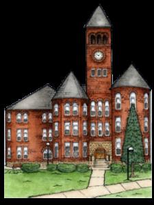 Slippery Rock University - Old Main