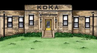 KDKA Broadcasting Station